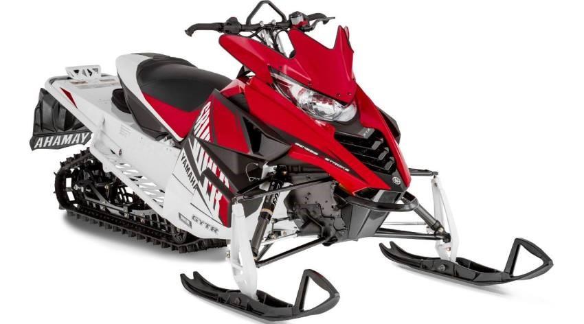 Снегоход Yamaha SR Viper X-TX SE