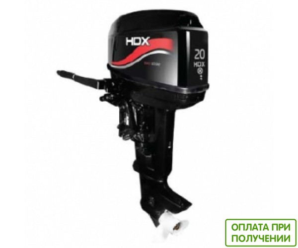 подвесной лодочный мотор 2-х тактный hdx t 2 bms