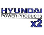 Двухтактные лодочные моторы Хендай (Hyundai)