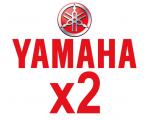 2-х тактные лодочные моторы Yamaha