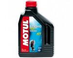 Масла Motul для 4х тактных лодочных моторов