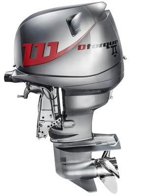 Дизельный лодочный мотор