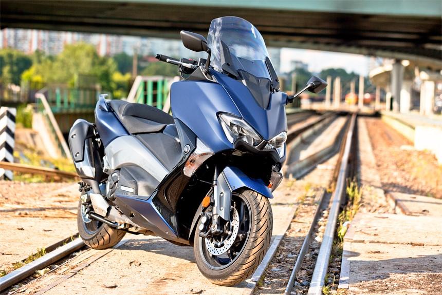 Максискутер Yamaha TMAX DX
