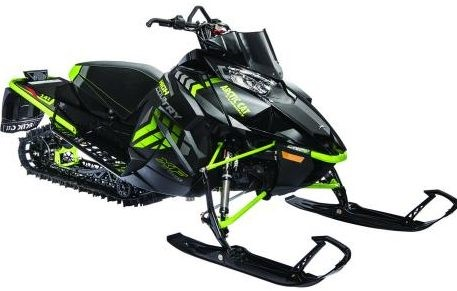 Снегоход Arctic Cat ZR 9000 137 Thandercat