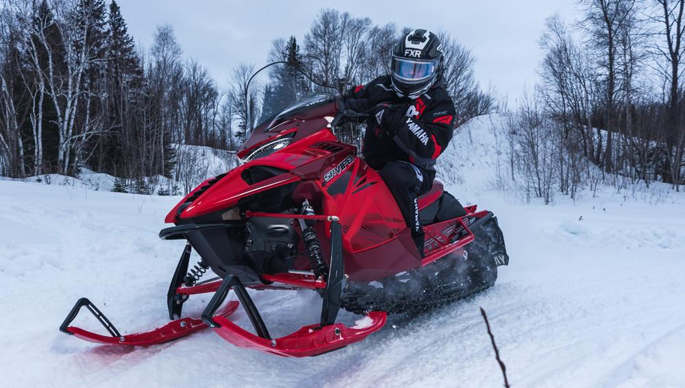 Снегоход Yamaha SR Viper L-TX GT