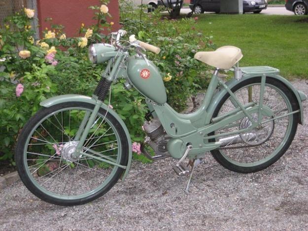 Мопед немецкий Kreidler K-50