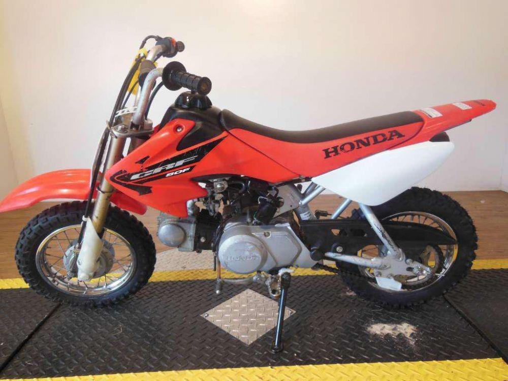Питбайк Honda CRF50F