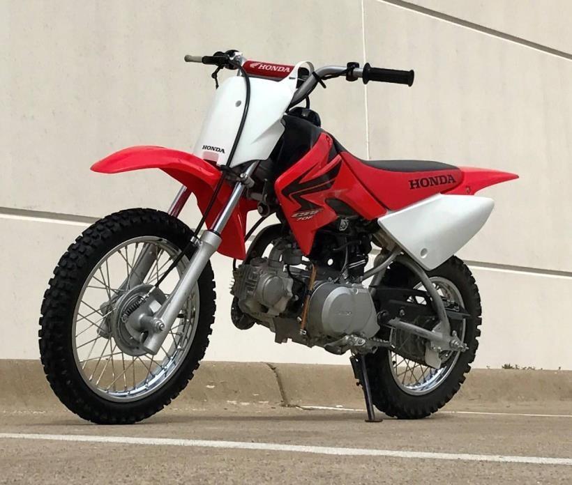 Питбайк Honda CRF70F