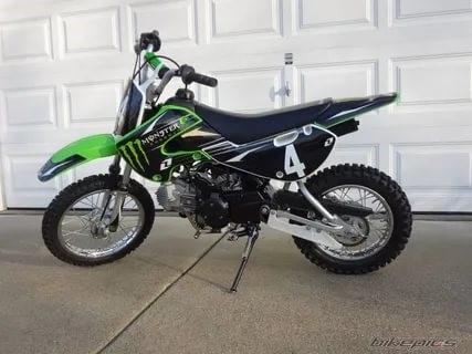 Питбайк Kawasaki KLX110