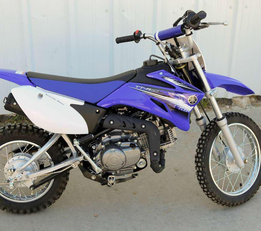 Питбайк Yamaha TT-R50E