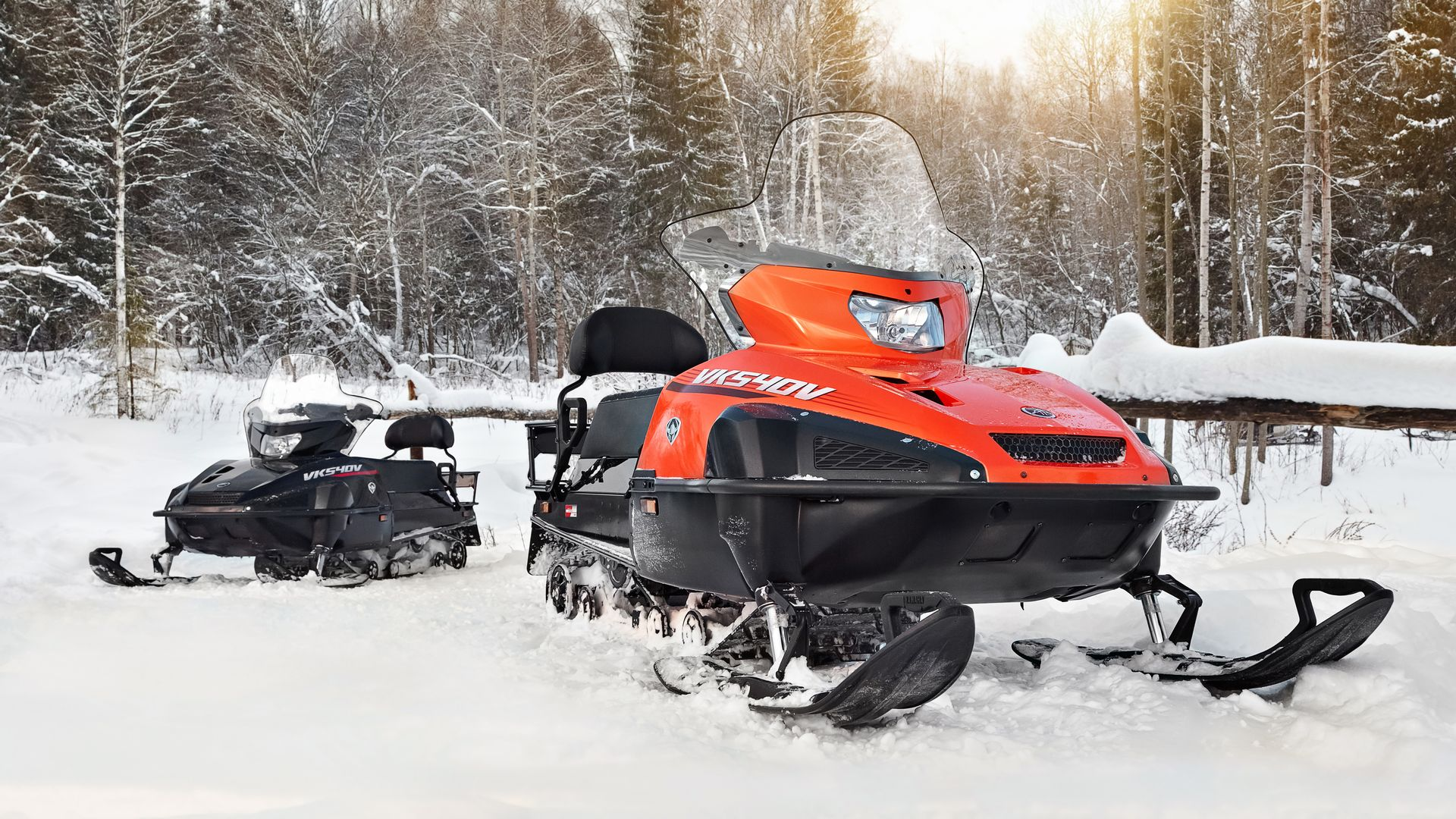 Снегоход Викинг 540