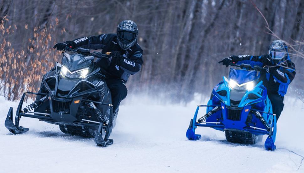 Топ 10 рейтинга снегоходов Yamaha