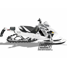 Спортивный снегоход Arctic Cat XF 1100 Turbo Sno Pro High Country Limited (2013)